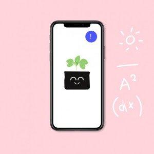 Nieuwe app voor moestun in het klein: de Planty app