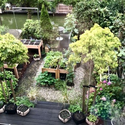 De tuin van GroentjeKaDee