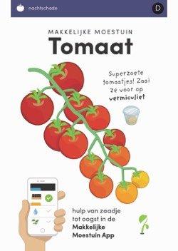 Zakje zaden van onze Sweety tomaten