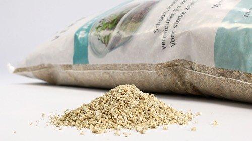 Fijne voorzaai vermiculiet