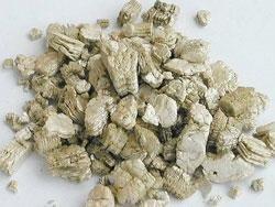 Brokjes grove vermiculiet