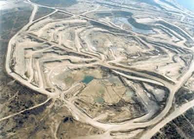 De mijn van Palabora
