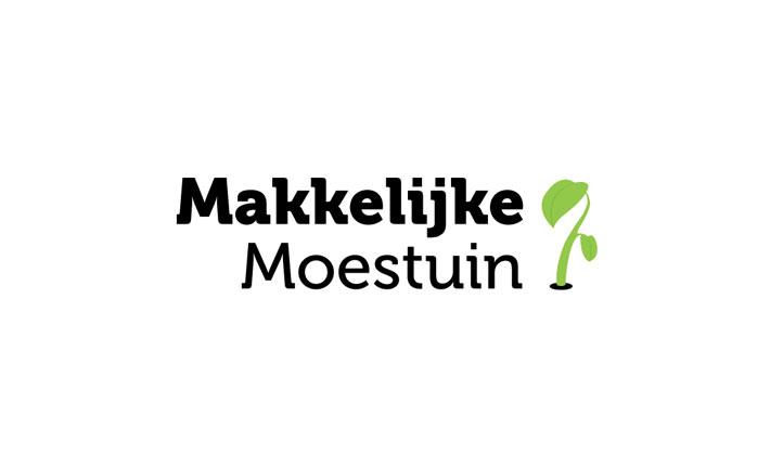 Het oude vertrouwde logo van de Makkelijke Moestuin